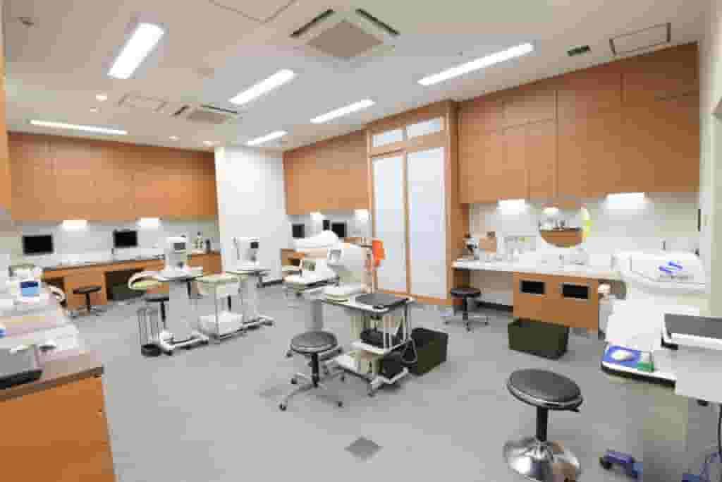 中央眼科 検査室