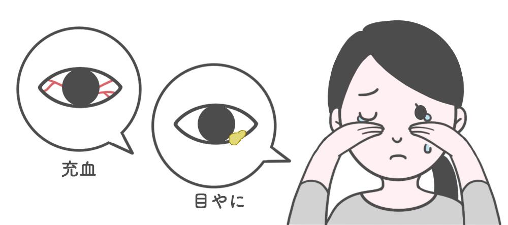 涙が出る原因と症状